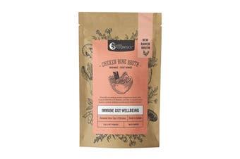 Nutra Organics Bone Broth Chicken Miso Ramen 100g