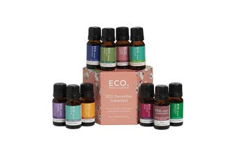 Eco Modern Essentials Aroma Essential Oil Favourites Collection 10ml x 10 Pack