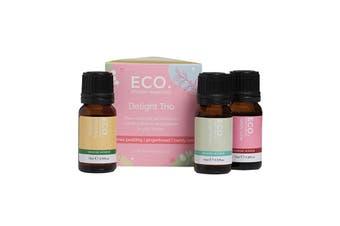 Eco Modern Essentials Aroma Essential Oil Blend Trio Delight 10ml x 3 Pack
