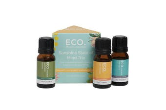 Eco Modern Essentials Aroma Essential Oil Blend Trio Sunshine State 10ml x 3 Pack