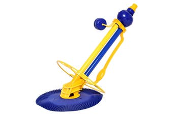 Automatic Swimming Pool Cleaner Set, Pool Sweeper, Auto Suction Vaccum,  Wall Climbing with 9.6M Hoses for In-ground