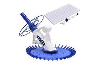 Automatic Swimming Pool Cleaner Set, Auto Pool Suction Vaccum, Pool Sweeper, Wall and Floor Climb with 10M Hoses