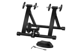 Costway Indoor Bicycle Trainer Stand Portable Exercise Bicycle Magnetic Training Rack Home Fitness Cycling