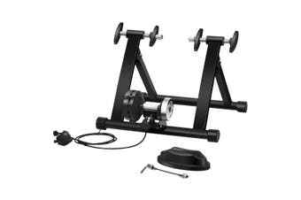 Costway Indoor Bicycle Trainer Stand Portable Bike Training Rack Adjustable Speed Home Fitness Exercise Cycling
