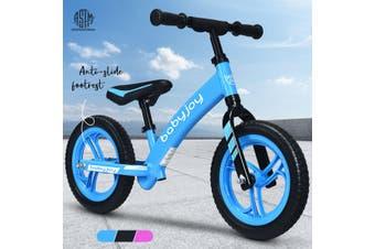 "Kids Balance Bike Ride On Toys Child Push Scooter Train 12""  Bicycle Toddler Gift"