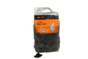Gallagher G67306 Wood Post Type Insulator BAG of 150 Electric Fencing