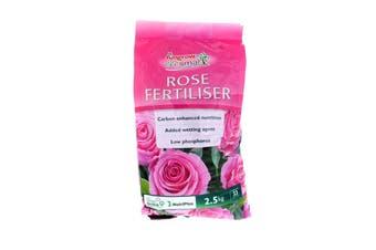 Ecosmart Rose Fertiliser Low Phosphorus Amgrow 2.5kg Feeds up to 33 sqm
