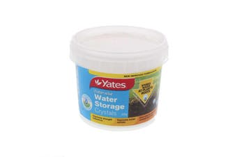 Water Storage Crystals Improves Drought Tolerance and Water Uptake 200g Yates