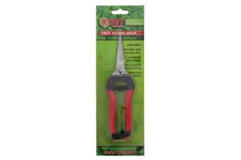 Picking Shear Grape Snip Stainless Blade Comfortable Soft Grip Hardened Steel