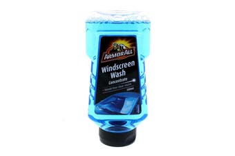Windscreen Washer Concentrate Streak Free Vision Low Foam 500ml Armor All