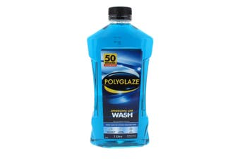 Car Wash Polyglaze Gentle Clean Spotless Streak Free Finish 1 Litre Selleys