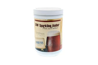 Briess Extracts CBW Sparkling Amber LME Ingredient Can Home Brew