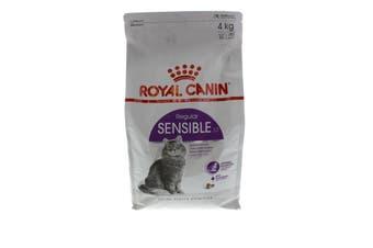 Cat Food Royal Canin Feline Regular Sensible33 4kg Premium Dry Food Specific