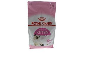 Cat Food Royal Canin Kitten36 4kg Premium Dry Food Specific Diet Health