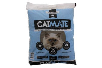 Catmate Pet Litter 7kg Kitty Prevents Bacteria Growth Eliminates Odour Smell