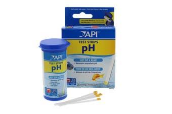 pH Test Kit Aquarium Fish Tank API Fast Easy Accurate Simple Just Dip and Read