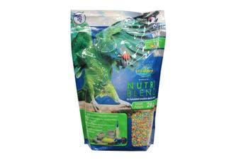 Vetafarm Nutriblend Pellets Bird Food Aviary 2kg Balanced Multi Coloured Feed