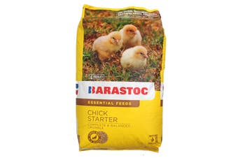 Pullet Starter Crumbles 20kg Barastoc Chicken Food Premium Quality High Protein