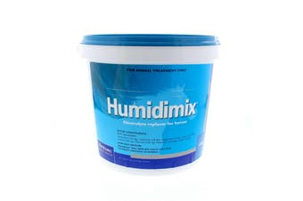 Humidimix Electrolyte Replacer Virbac Horse Equine 5kg Health Supplement