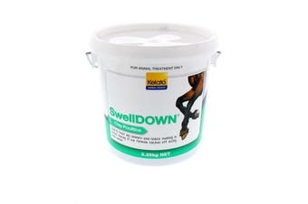 Kelato Swell Down Poultice for Leg Soreness Reduce Swelling Horse Equine 2.25kg