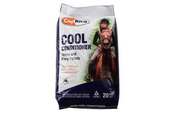 Cool Conditioner Coprice Economical Pelleted Cool Horse Feed Food 20kg