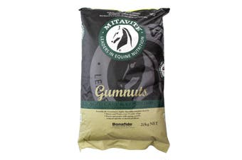Mitavite Gumnuts Original Australian Fully Extruded Horse Feed Food 20kg