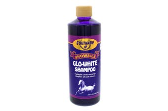 Showsilk Glo-White Shampoo Highlights White Markings Highlight All Colours 500ml