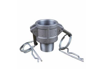 Camlock Coupling Irrigation to Male Thread 20mm Type B Cam Lock Coupling Water