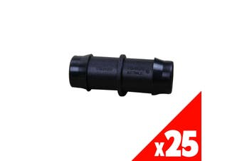 Antelco JOINER 19mm Low Density Fittings Garden Water Irrigation 44715 BAG of 25