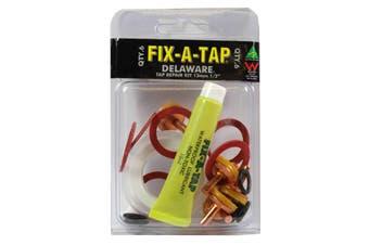 Fix-A-Tap Delaware Tap Repair Kit 13mm 1/2 Inch Includes Tape 218773