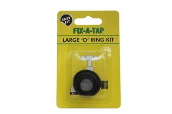 Fix-A-Tap Large 'O' Ring Kit Plumbing Irrigation Garden 206312 Plumbing
