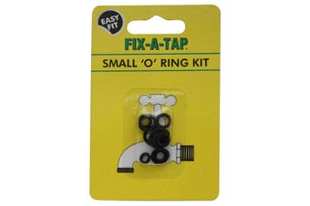 Fix-A-Tap Small 'O' Ring Kit Plumbing  Irrigation  Gardening 206305