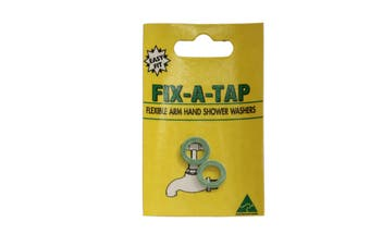 Fix-A-Tap Flexible Arm Hand Shower Washer 2 Pack 220073 Plumbing