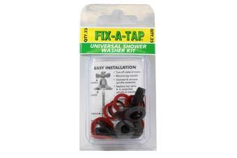 Fix-A-Tap Universal Shower Washer Kit 25 Washers 209603 Plumbing