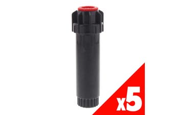 Pop Up Sprinkler Hunter PS Ultra 3m Radius SHORT Garden Water Irrigation 5 Pack