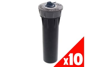 Pop Up Sprinkler Body PRS40 For MP Rotator 100mm Hunter 10 PACK
