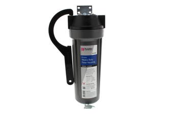 Water Filter Housing 10 Inch Grey 3/4 Inch Heavy Duty Puretec