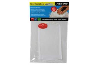 Aquarium Filter Media Bag Small 12x8cm (5x3.15inch) 10213 Fish Tank Aqua One