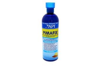 Pimafix 473ml Antifungal Remedy Fish Tank Aquarium API Natural Quick Treatment