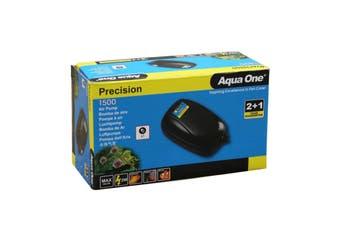 Precision 1500 Aquarium Air Pump 10046 Fish Tank Aqua One