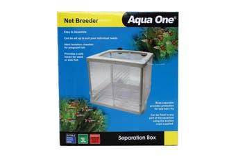 Net Breeder Separation BoxAquarium 56125 Fish Tank Aqua One