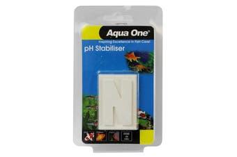 Aquarium pH Stabiliser Conditioning Block 20g 95003 Fish Tank Treatment Aqua One