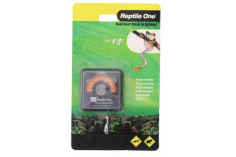 Hygrometer Reptile Economy Stick On Reptile One Monitor Humidity Levels Health