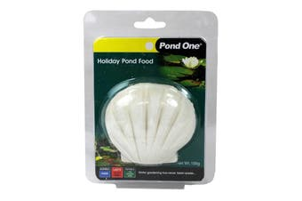 Holiday Pond Fish Food Aquarium 100g 95007 Fish Tank Aqua One