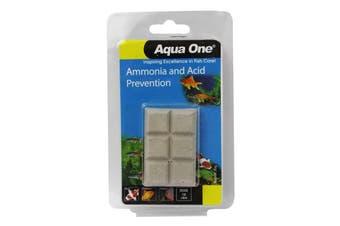 Ammonia & Acid (AAA) Prevention Conditioning Block 20g 95002 Fish Tank Aqua One