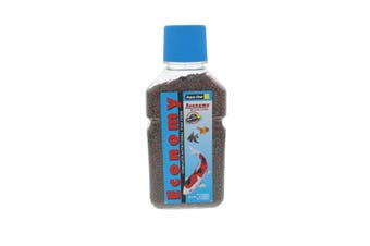 Economy Pellet 2mm Fish Food 350g Bottle 11589 Fish Tank Aquarium Aqua One