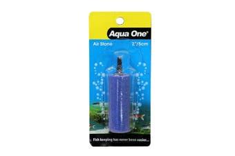 Aquarium Air Stone 5cm Long10136 Fish Tank Aqua One Oxygen Care Healthy