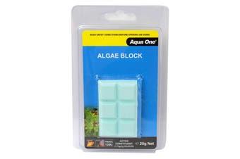 Aquarium Algae Eliminator Block 20g 95001 Fish Tank Aqua One
