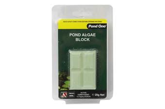 Aquarium Pond Algae Eliminator Block 20g 95006 Fish Tank Treatment Aqua One