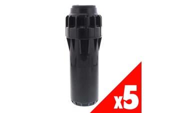 Pop Up Sprinkler Hunter I25 Ultra Adjustable Garden Water Irrigation 5 Pack